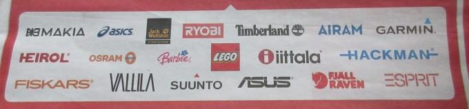 Mainoksia